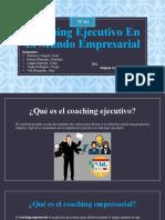 Coaching Ejecutivo En El Mundo Empresarial