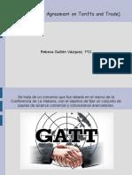presentación GATT