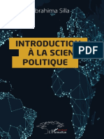 Introduction à La Science Politique Ibrahima Silla