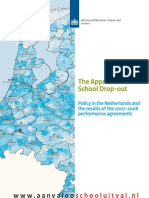The Approach to School Drop-Out in the Netherlands