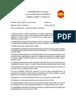 Jorge Castro Vocabulario U1