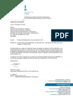 PMI 2022-2024 de SEDAPAL