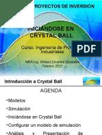 Presentacion de Crystal Ball Parte I