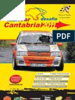 Reglamento desafio Rallycar cantabro