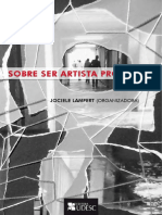 Sobre Ser Artista Professor eBook