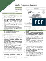5. COMPLICAÇÕES AGUDAS DO DIABÉTES