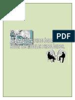 Informe La Entrevista Psicologica segun  Modelos