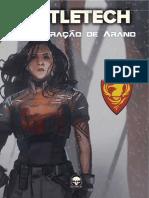 Battletech - Restauracao de Arano - Guia de Campanha