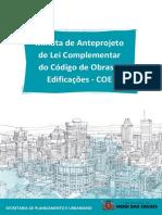 Código de Obras e Edificações - Mogi Das Cruzes