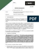 Opinión OSCE 039-13 - PRE - FAP - Numeral 3.3 Artículo 3 de La Ley de Contrataciones Del Estado
