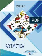 Modulo - Aritmetica - CEPRE I - 2021 UNDAC