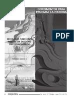 Sexologia funcional basica. Un enfoque Psicofisiologico