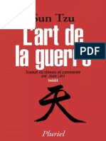 L'art de la guerre Sun Tzu