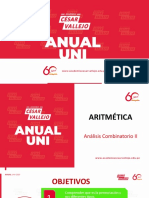Anual Uni-Semana 16 Aritmética