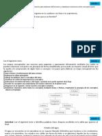 Proyecto 1- Tercer Trimestre- Mapa Conceptual