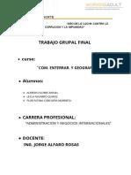 FINAL COMERCIO INTERNACIONAL