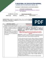 PRINCIPIOS Y VALORES DE LA EDUC. BÁSICA. Jorge