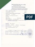 Doctorando Autofinanciado. Msc. Dr. m. José Roberto Lema Balla. Md. Facs.
