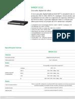 Datasheet-MHDX-3132-01.20