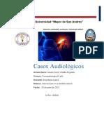 Casos audiologicos