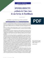 Espondilodiscite