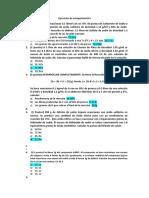 Ejercicios de estequiometria (4)