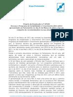 projeto resolucao CDS