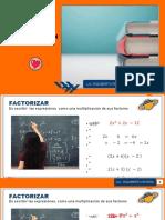 FACTORIZACION - CASOS - 2 - M1