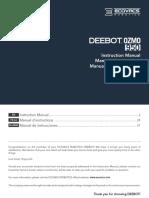 Deebot T5 Hero Manual