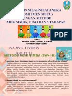 Tugas 5. Analisis ANEKA_Komitmen Mutu_Yuanita Sinar Yulianti