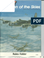 B-17 Queen of the Skies - Rules