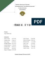 Trabajo Escrito Tema 16 17 y 18 ML 28-06