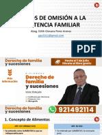 Delitos de omisión a la asistencia familiar PDF gratis