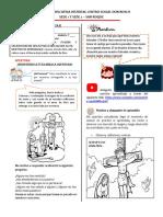 1° - GUIAS #5- DE ED. RELIGIOSA ESCOLAR  CON  AJUSTE