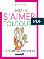 Comment Saimer Toujours by Patricia Delahaie (Z-lib.org)