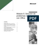 T11 SOLN DE PROBS REL CON OFFICE