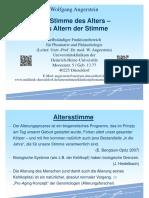Vorlesungsversion Altersstimme2010 Aktualisiert (1)