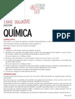 UERJ quimica 2020
