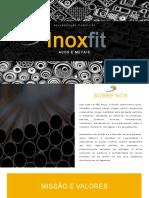 Apresentação Comercial Completa INOXFIT 2020 V1