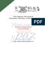 2do Congreso Internacional_Informe