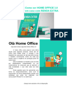 APOSTILA HOME OFFICE 3.0.