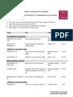 dental_booklist