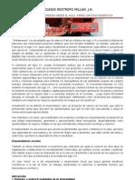 Taller1 Clei 4 Concepto de Emprendimiento Maria Cristina Modesto