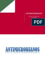 ANTIMICROBIANOS II