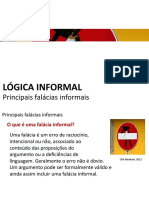 5 - Falácias informais (1)