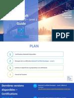 MCD Level 1 Guide