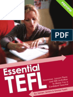Essential TEFL book
