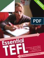 Essential TEFL book