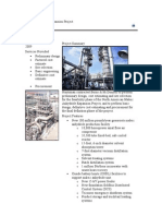 Maleic Anhydride Expansion Project