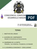 Sobre Grado 32º - I:.P:.H:. José Fernandez Dañino 33°
